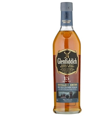 Glenfiddich Distillery Edition Speyside Single Malt Whisky