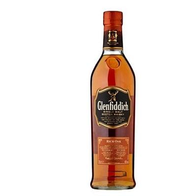 Glenfiddich Rich Oak 14-year-old Speyside Single Malt Whisky