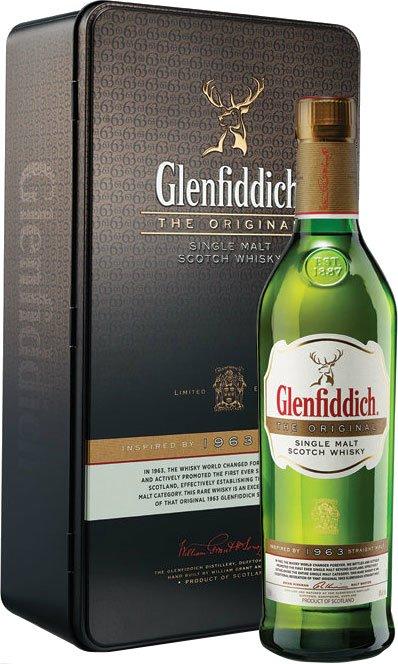 Glenfiddich - The Original 70cl Bottle