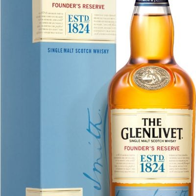 Glenlivet - Founders Reserve 70cl Bottle