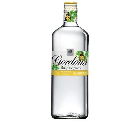 Gordon's Gin Elderflower