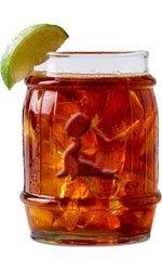 Goslings - Barrel Glass Glassware - Small