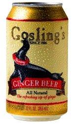 Goslings - Ginger Beer 24x 330ml Cans