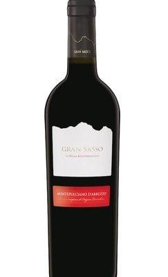 Gran Sasso - La Bella Addormentata Montepulciano d'Abruzzo 2014 75cl Bottle