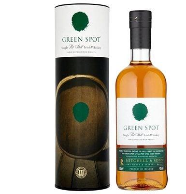 Green Spot Pot Still Whiskey
