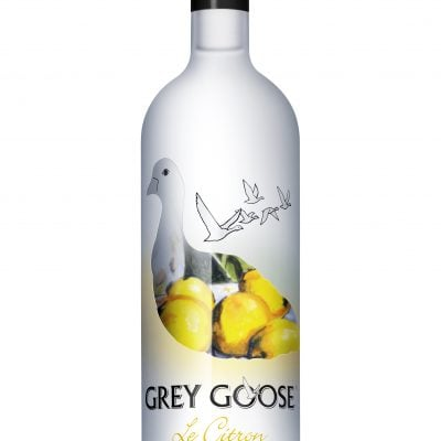 Grey Goose - Le Citron (Lemon) 70cl Bottle