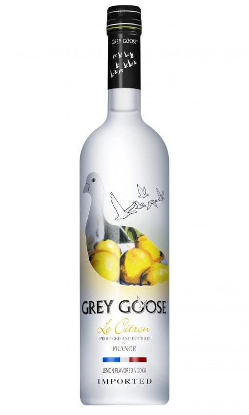 Grey Goose - Le Citron (Lemon) 70cl Bottle