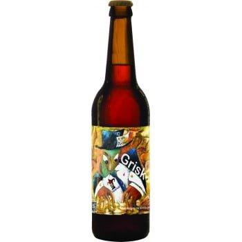 Grisk IPA - Hornbeer Brewery