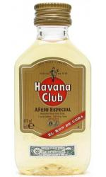 Havana Club - Anejo Especial Miniature 5cl Miniature