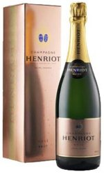Henriot - Brut Rose 75cl Bottle