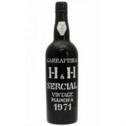 Henriques and Henriques - Sercial 1971 6x 75cl Bottles