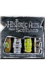 Historic Ales - from Scotland 4x 330ml Bottles