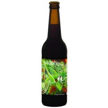 Hophorn Dark IPA - Hornbeer Brewery