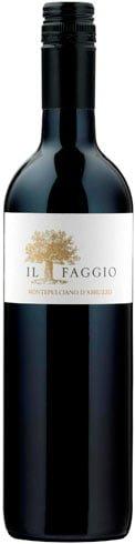 Il Faggio - Montepulciano d'Abruzzo 2015 6x 75cl Bottles