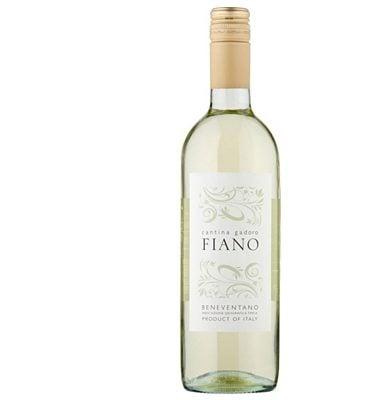 Inizio Fiano Beneventano Igt / Cantina Gadoro Fiano