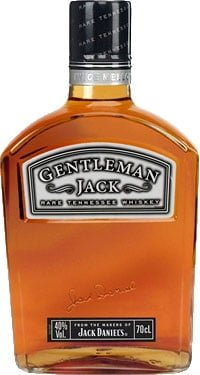 Jack Daniels - Gentleman Jack 70cl Bottle