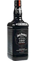 Jack Daniels - Mr Jack's 160th Birthday 70cl Bottle