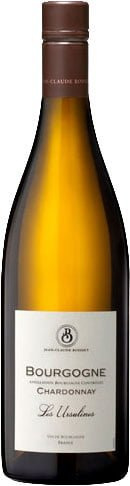 Jean-Claude Boisset - Bourgogne Chardonnay Les Ursulines 2012 75cl Bottle