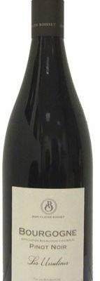 Jean-Claude Boisset - Bourgogne Pinot Noir Les Ursulines 2009 6x Magnum 1.5 Litre