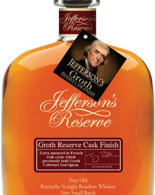 Jeffersons - Groth Reserve Cask Finish 70cl Bottle