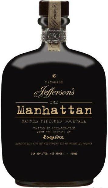 Jeffersons - Manhattan Barrel Finished Cocktail 70cl Bottle