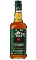 Jim Beam - Choice Green Label 5 Year Old 70cl Bottle