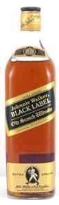 Johnnie Walker Black Label 12 year Old Scotch Whisky