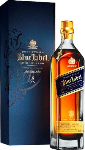 Johnnie Walker - Blue Label 70cl Bottle