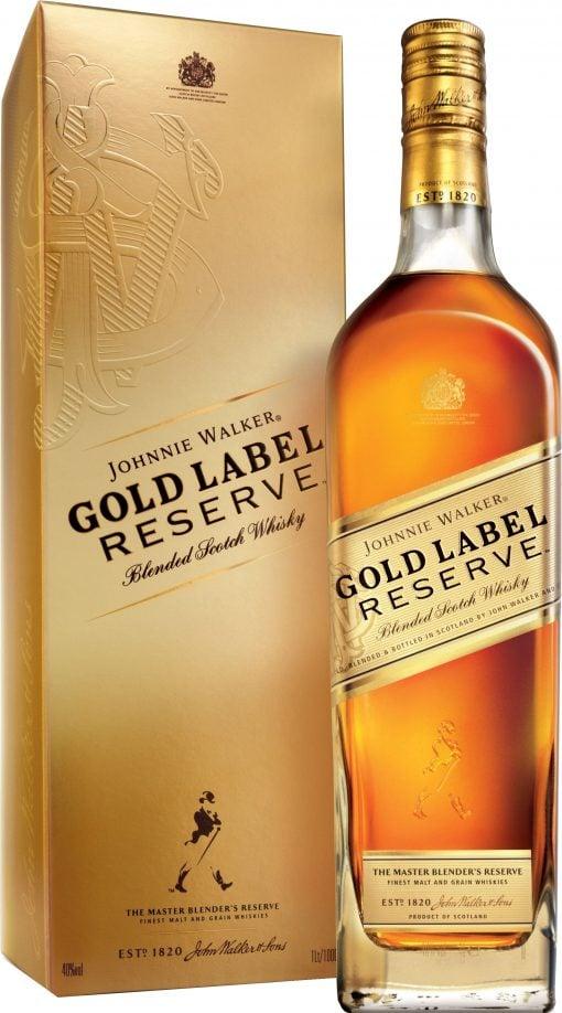 Johnnie Walker - Gold Label Reserve 70cl Bottle