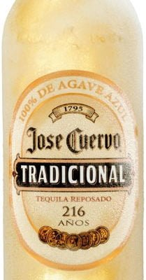Jose Cuervo - Tradicional Reposado 50cl Bottle