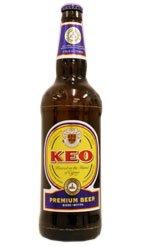Keo Beer 12x 630ml Bottles