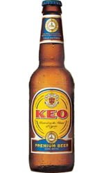 Keo Beer 24x 330ml Bottles