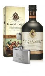 Kings Ginger - Gift Set 50cl Bottle
