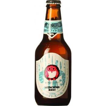 Kiuchi Nest White Ale - Kiuchi Brewery