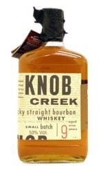 Knob Creek - 9 Year Old 70cl Bottle