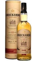 Knockando - 1999 12 Year Old 70cl Bottle