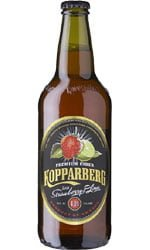 Kopparberg - Premium Cider with Strawberry & Lime 15x 500ml Bottles