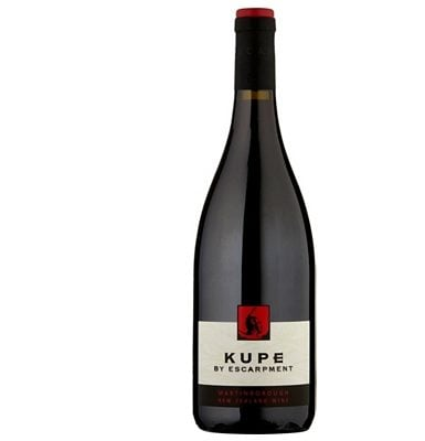 Kupe Escarpment Pinot Noir
