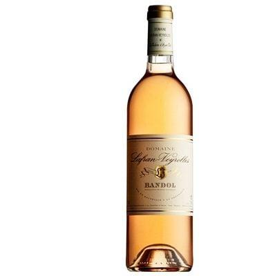 Lafran-veyrolles Bandol Rosé