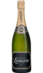 Lanson - Black Label Brut NV 75cl Bottle