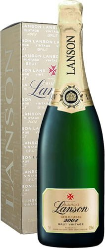 Lanson - Gold Label Brut Vintage 2004-05 75cl Bottle