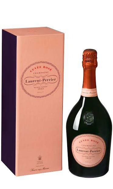 Laurent Perrier - Cuvee Rose 75cl Bottle