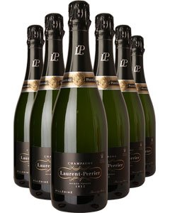 Laurent-Perrier Vintage Six Bottle Champagne Gift 6 x 75cl Bottles
