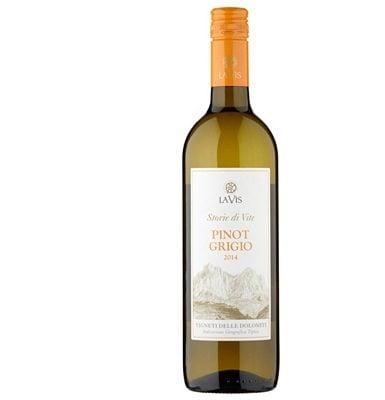 Lavis Storie Di Vite Pinot Grigio