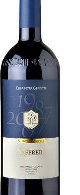 Le Pupille - Saffredi 2008 6x 75cl Bottles