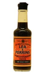 Lea & Perrins - Worcestershire Sauce 150ml Bottle