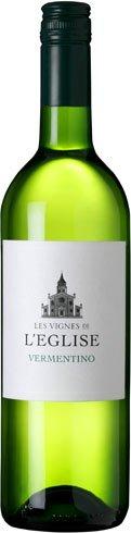 Les Vignes de L'eglise - Vermentino Igp Pays d'Oc 2015 75cl Bottle