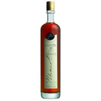 Lhéraud Cognac Cuvee 20 Years - Cognac Lheraud Sté