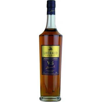 Lhéraud Cognac V.S - Cognac Lheraud Sté