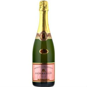 Louis Bouillot – Perle d'Aurore Cremant de Bourgogne Rose Brut NV 75cl Bottle